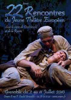 Rencontres du jeune theatre europeen 2017