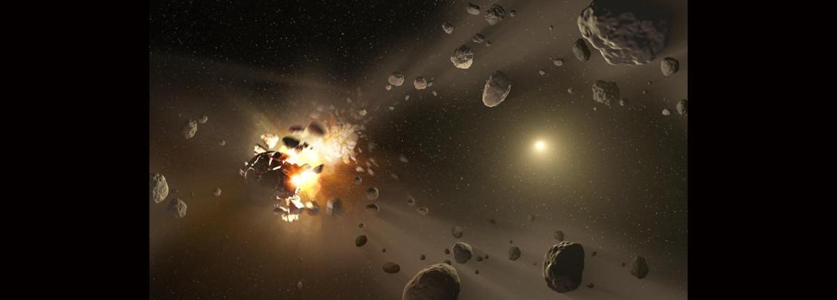 Permalien vers:Les météorites vous intriguent ?