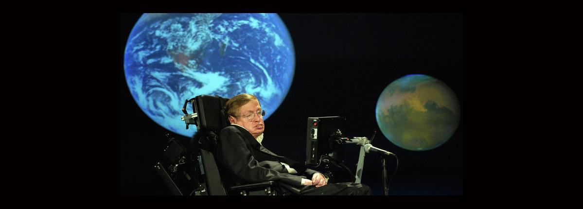 Permalien vers:Stephen Hawking : Comprendre l'Univers