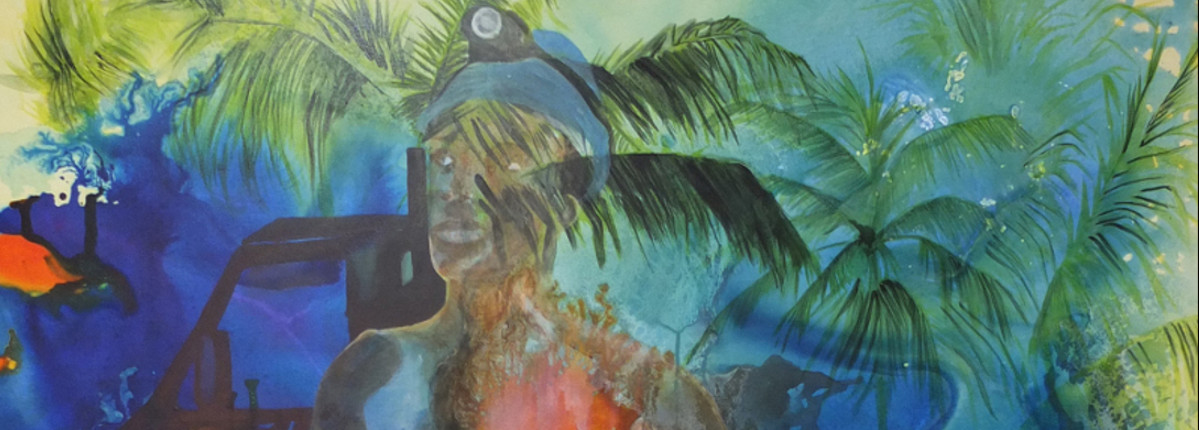 Permalien vers:Reflets dans la jungle à la Halle