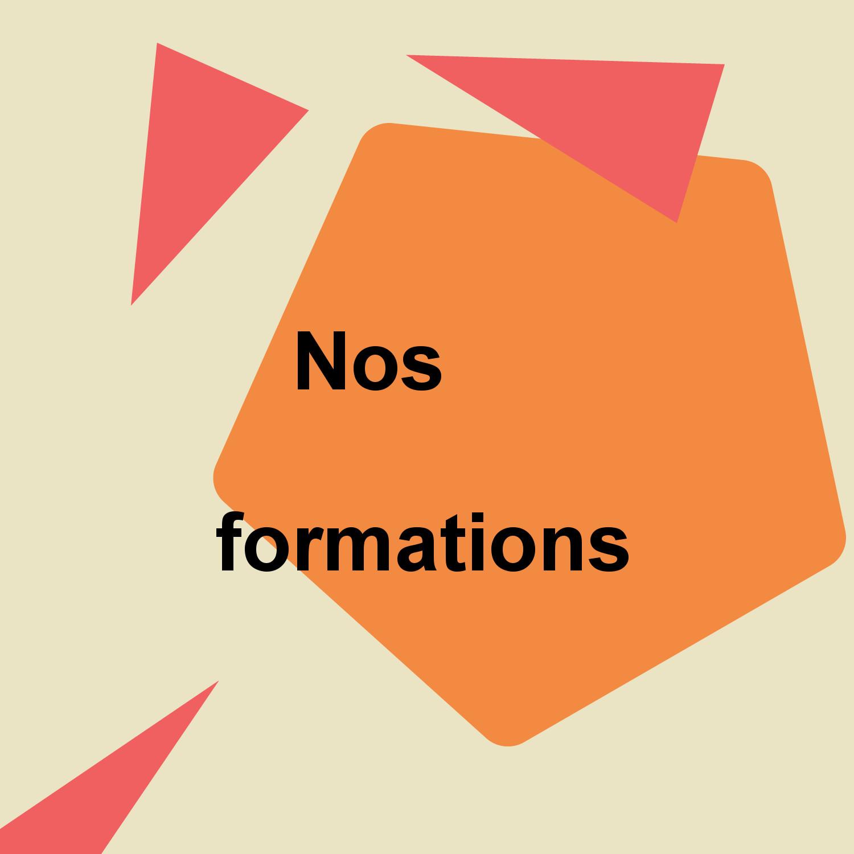 Modèle Nos formations 2019