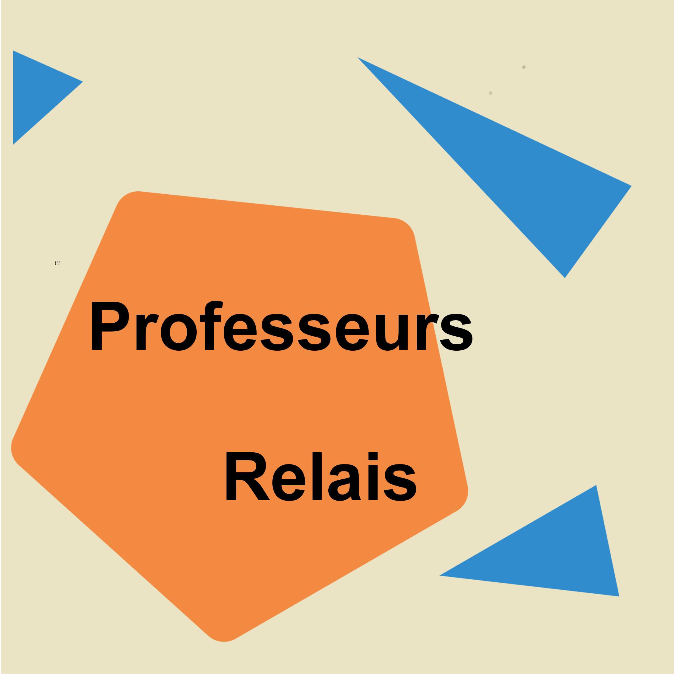 Modèle Professeurs relais