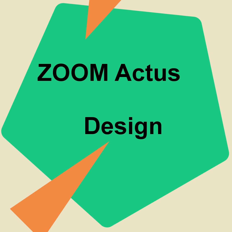 Modèle Zoom Actus Design 2019