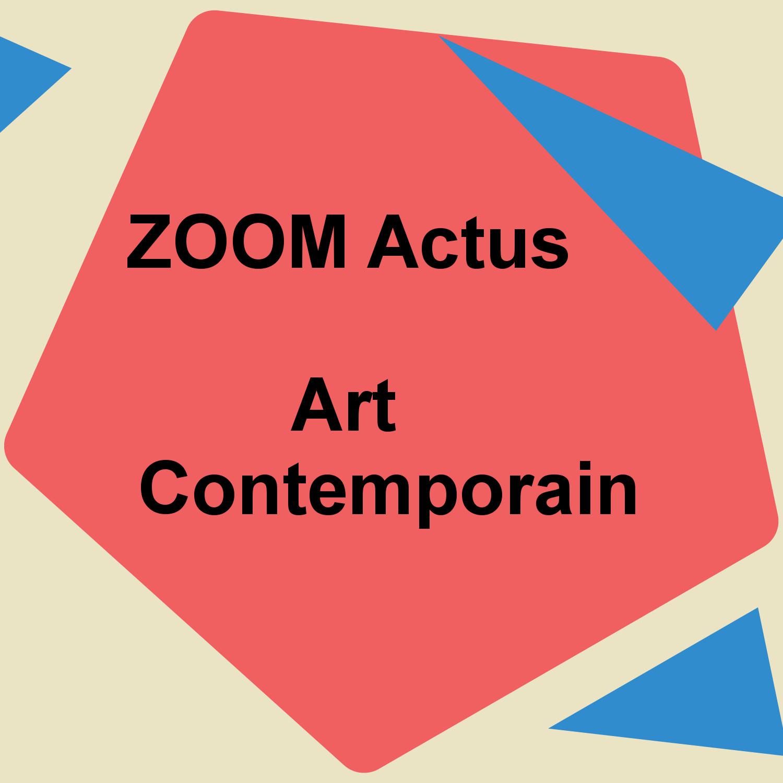 Modèle Zoom Actus art contemporain 2019