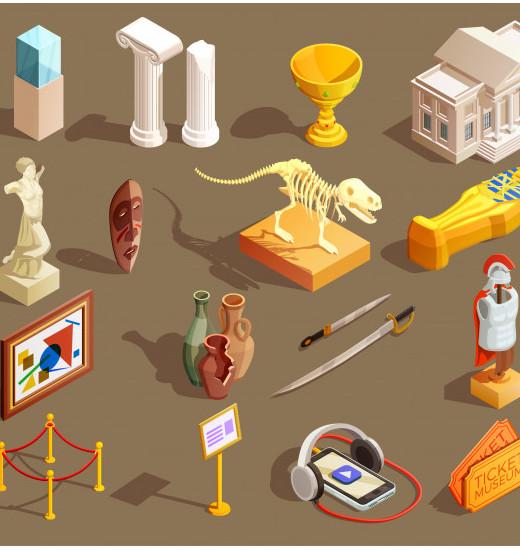 musées artefacts