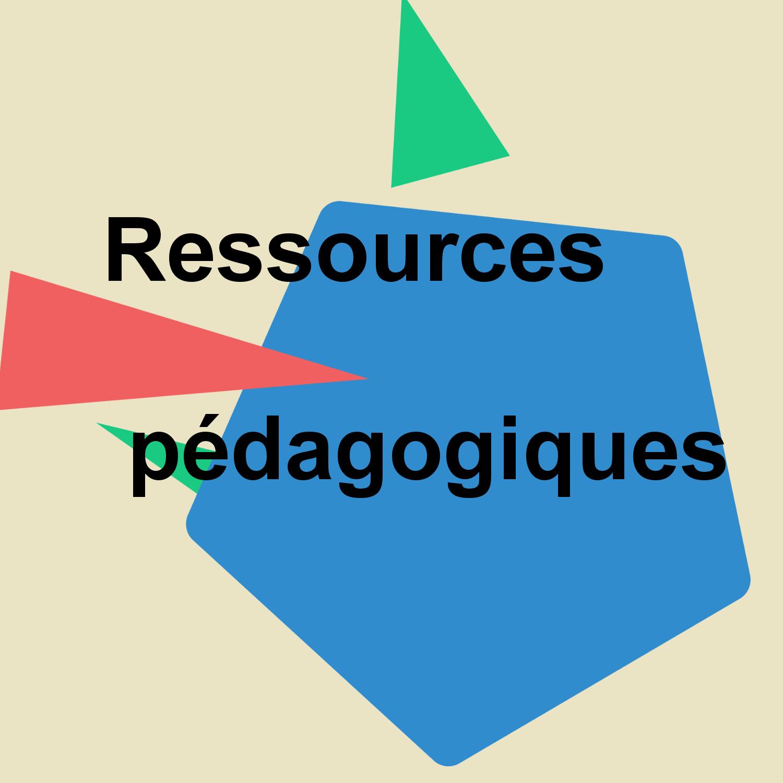 Bloc Ressources pédagogiques