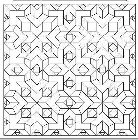 mosa carrée 2
