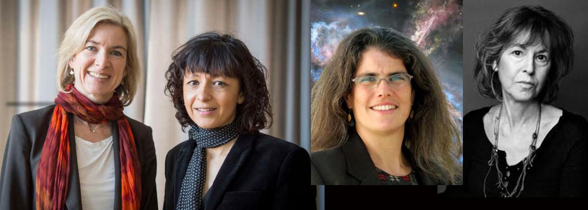 Permalien vers:La saison 2020 des Nobel célèbre enfin les femmes !