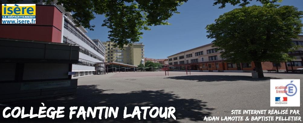 Collège Fantin-Latour
