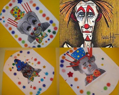 billes de clowns web coles circonscription de grenoble 3. Black Bedroom Furniture Sets. Home Design Ideas