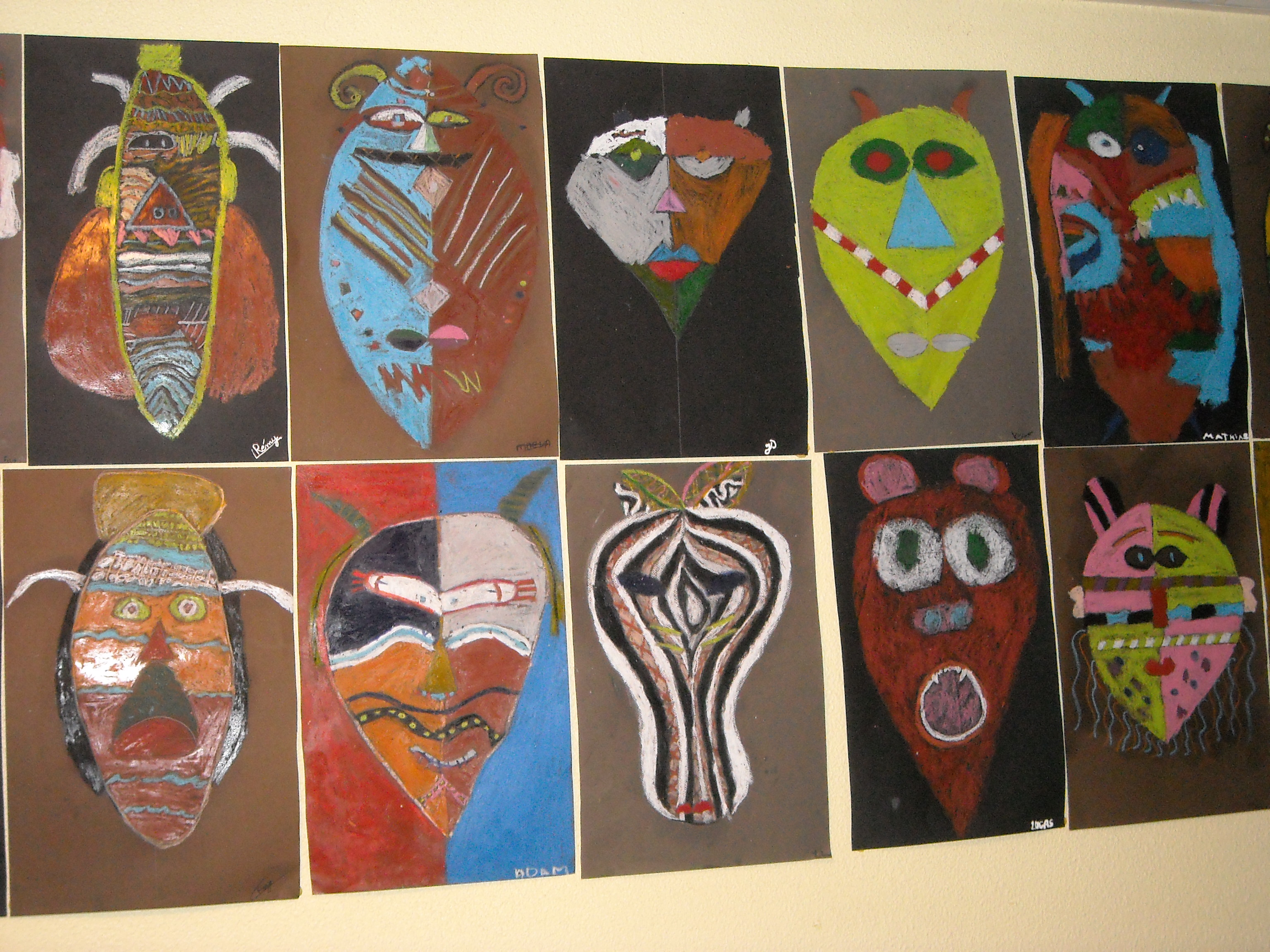 art africain ecole primaire
