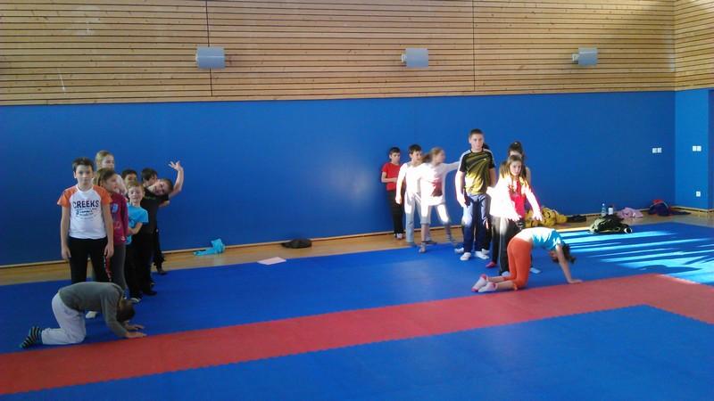 Souvent Jeux d'opposition : la lutte à l'école. séquence vécue en novembre  HG69