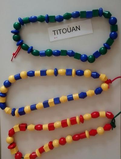 collier perle algorithme