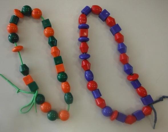 Modèles Colliers Perles Maternelle : Les perles web?coles voiron