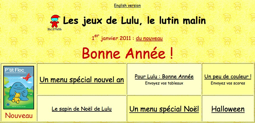 Multiplication jeux de lulu multiplication ateliers - Table de multiplication jeux de lulu ...