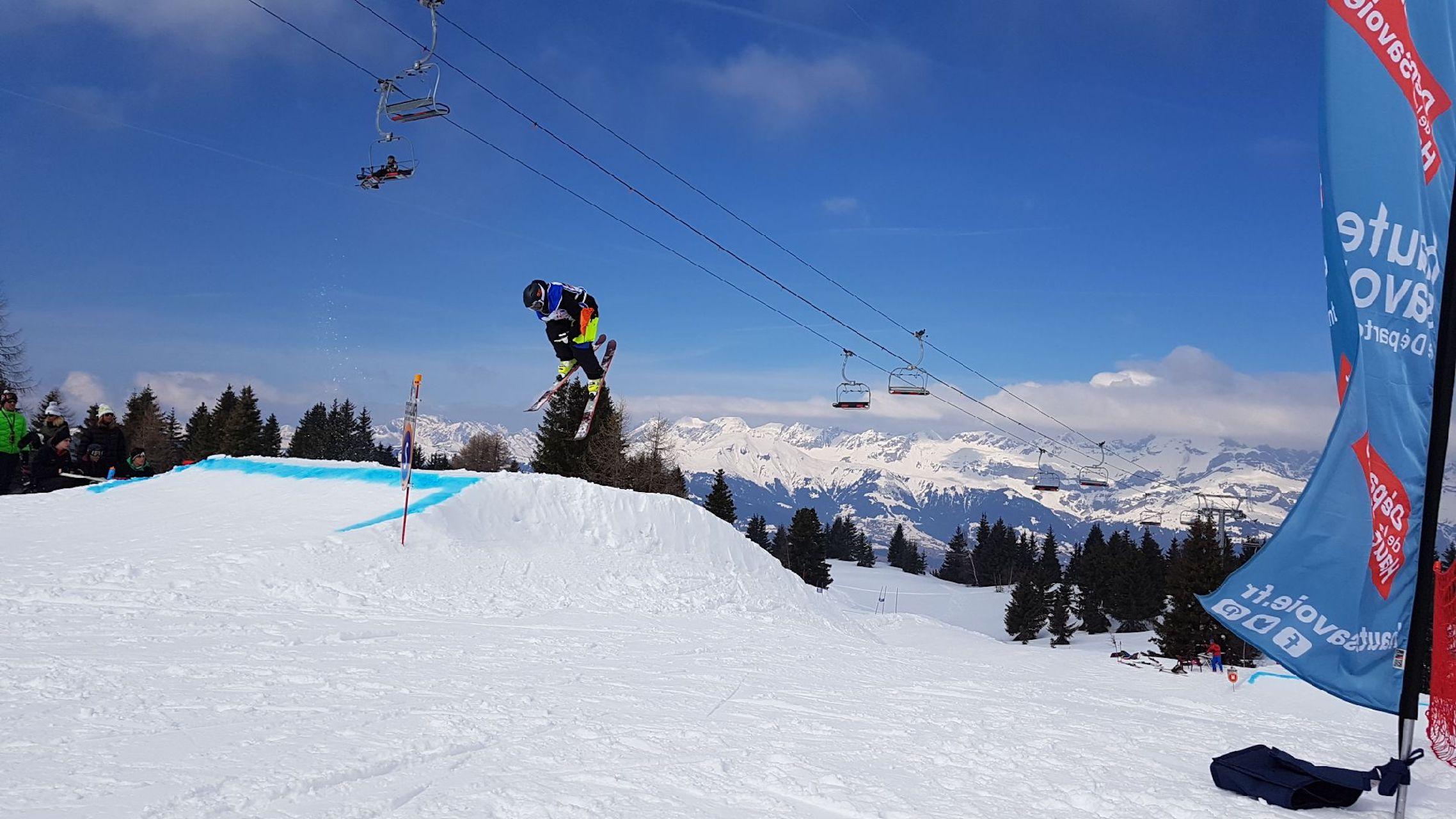 CF Snowboard Alpin Sport Partagé 2018 – Service